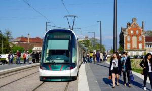 Ouverture de la ligne de Tram Strasbourg – Kehl