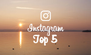 Mon Top 5 Instagram d'Avril