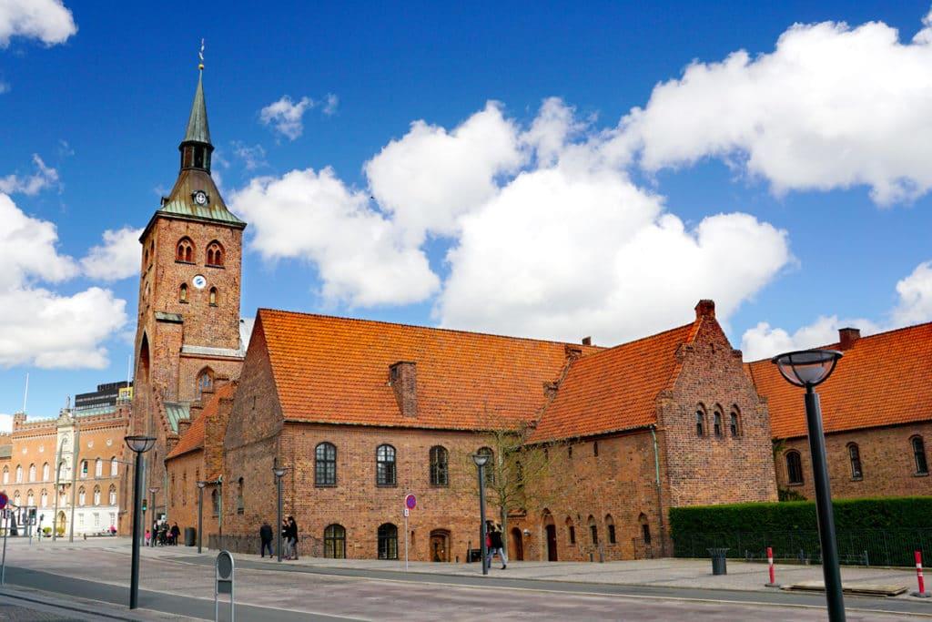 Cathédrale Saint Knud à Odense