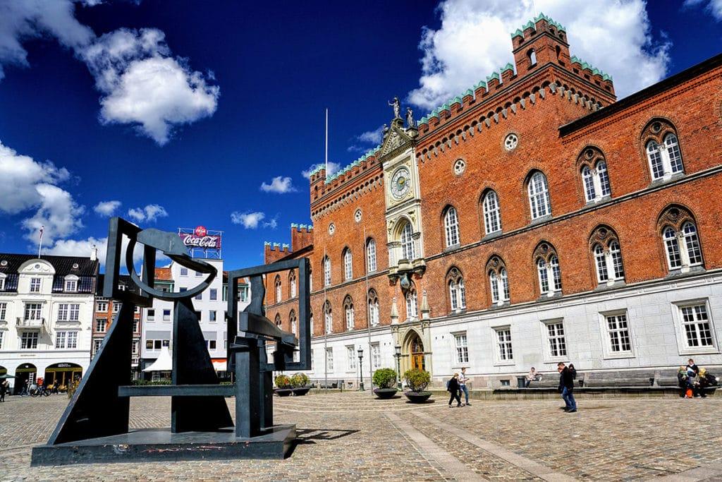 Hotel de ville d'Odense