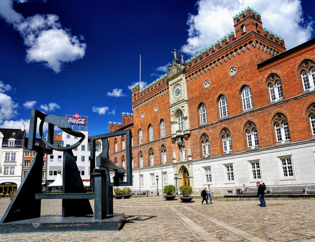 Hôtel de ville d'Odense