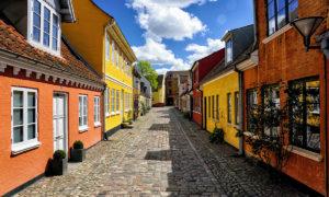 (Re)découverte d'Odense