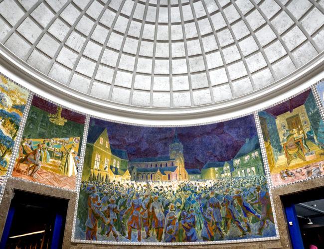 The Andersen Memorial Hall