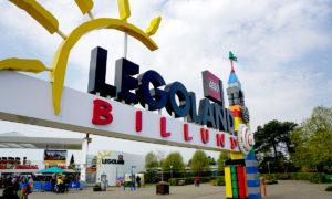 Bienvenue à Legoland Billund
