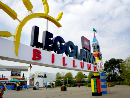 Visite de Legoland Billund au Danemark
