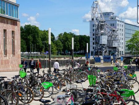 Strasbourg, capitale du vélo