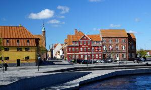Kerteminde et la presqu'île d'Hindsholm