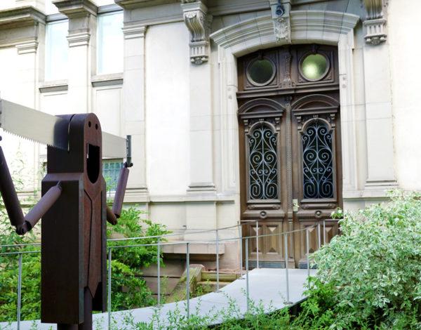 Visite du Musée Tomi Ungerer