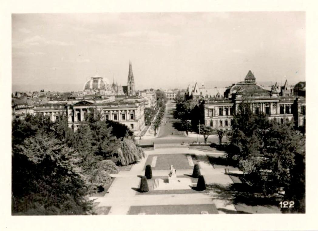 La Place de la République dans les années 1950
