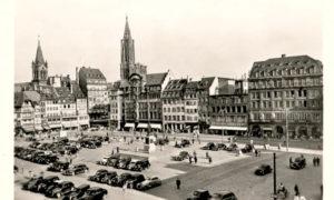 Strasbourg dans les années 50