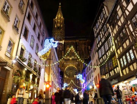 Les derniers jours du marché de Noël de Strasbourg