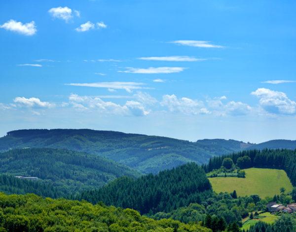 Des vacances au vert en Auvergne