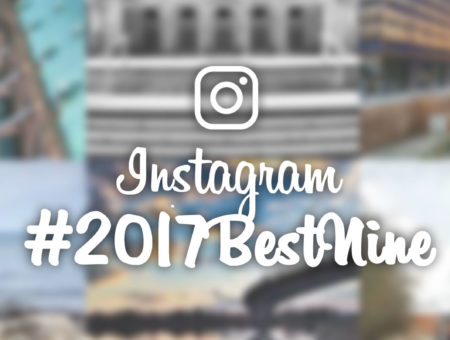 Mes 9 meilleures photos Instagram de 2017