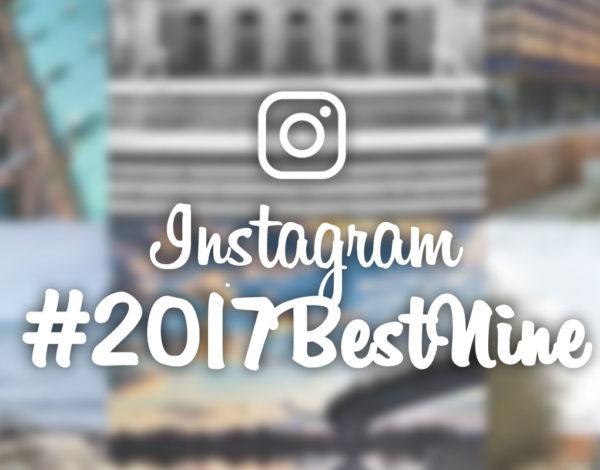 Mes 9 meilleures photos Instagram de 2017