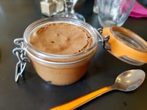 Mousse au chocolat - La Petite Cantoche