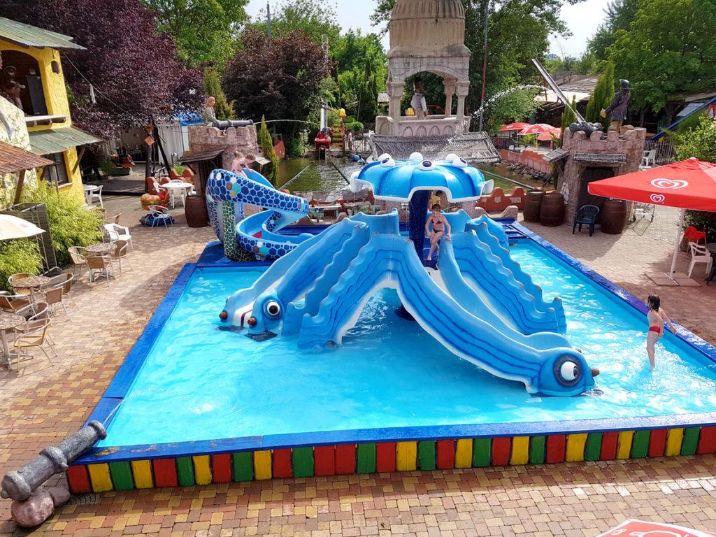 Funny World - Parc aquatique