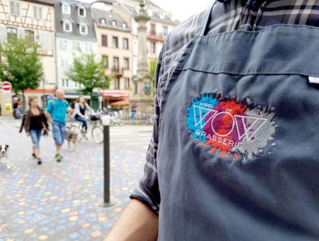 WOW, la brasserie qui marie street-art et bistronomie
