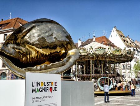 L'Industrie Magnifique : 26 œuvres à découvrir dans Strasbourg