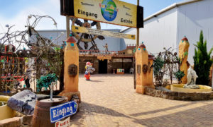 Funny world, le parc d'attraction en libre-service