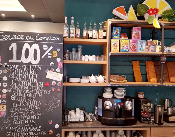 Boulangerie l'Eden Libre de Gluten Strasbourg