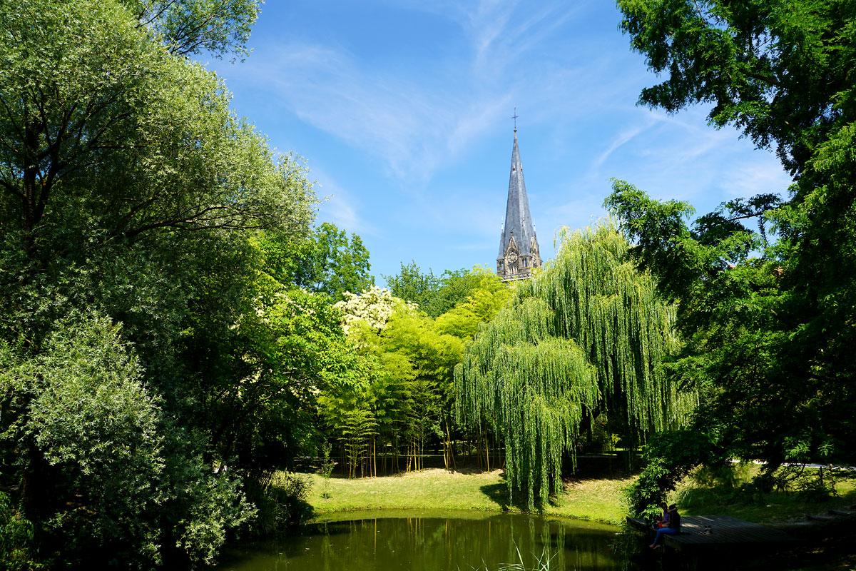 Le jardin botanique de strasbourg cotad - Jardin botanique de strasbourg ...