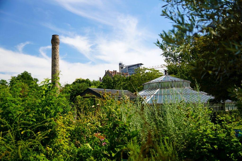 Serre de Bary - Jardin botanique de Strasbourg
