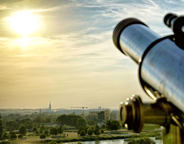 La Weißtannenturm, spot de choix pour observer Strasbourg