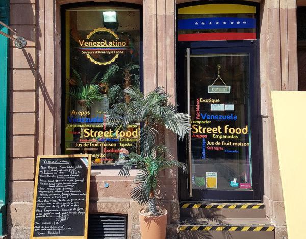 Venezolatino, la street-food vénézuélienne à Strasbourg