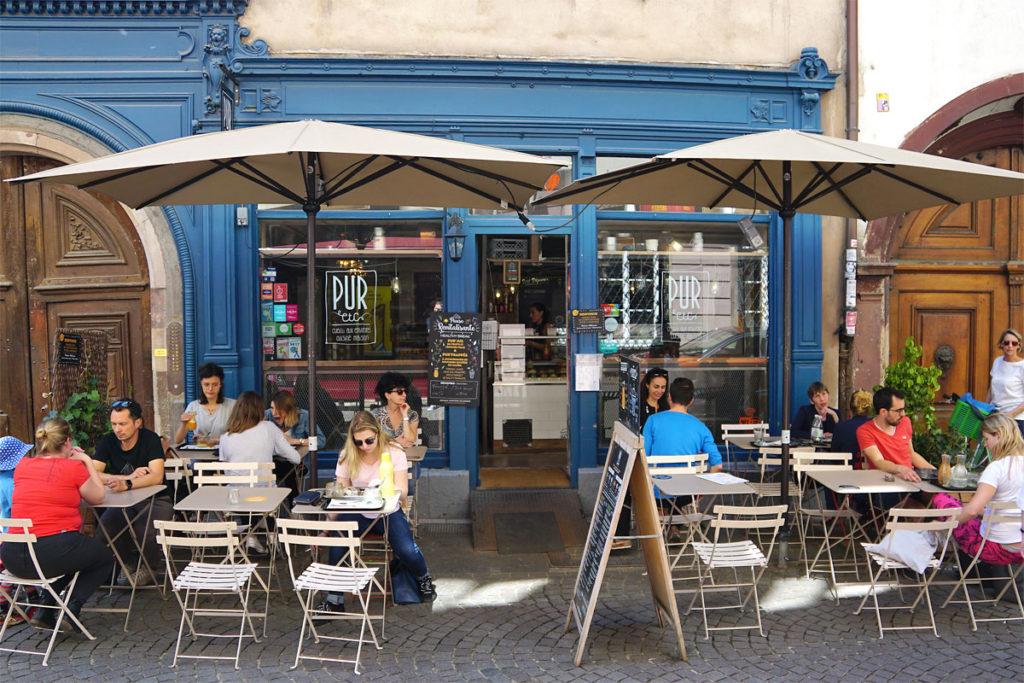 Restaurant Pur Etc. à Strasbourg