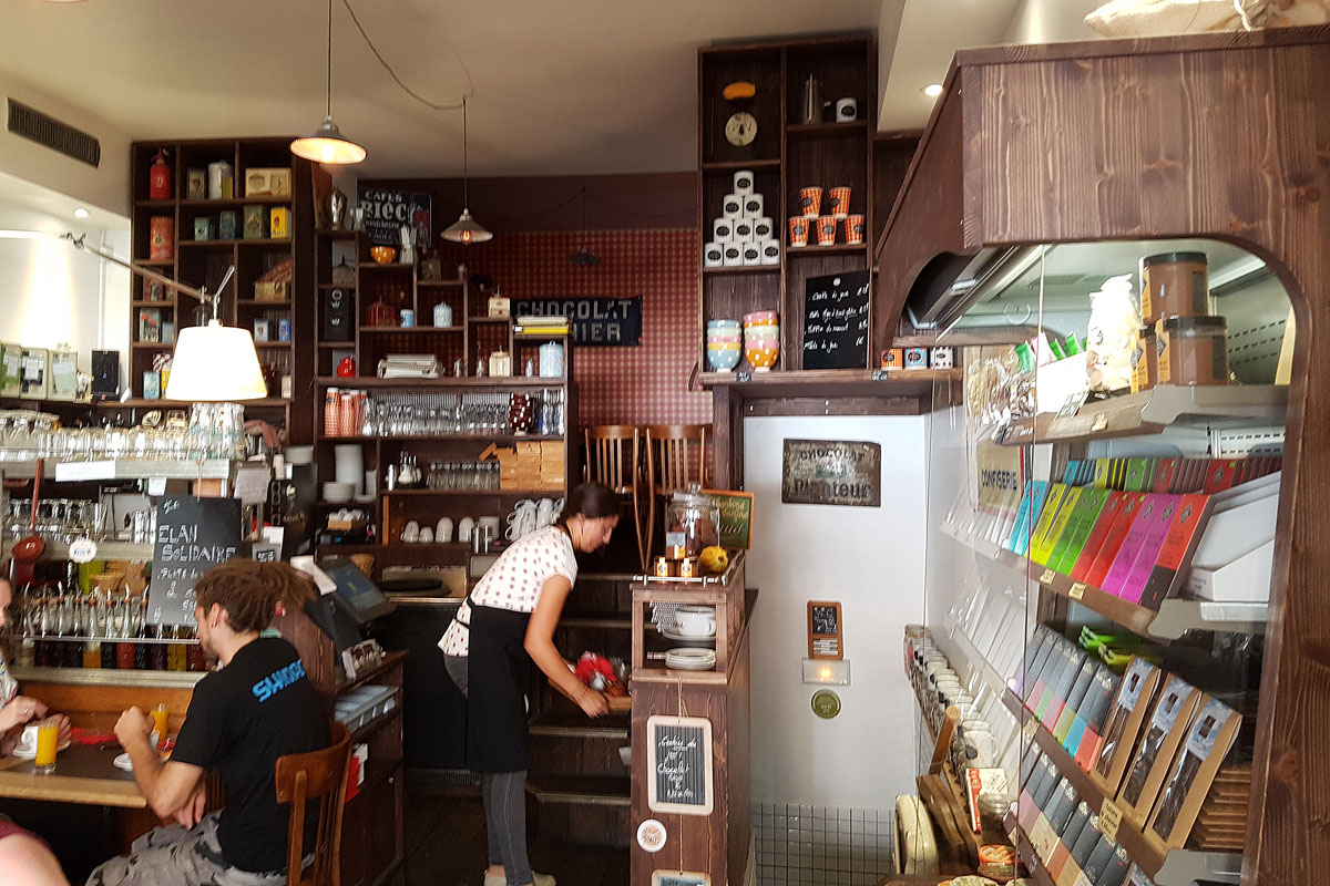 Cafe Pour Enfant Strasbourg