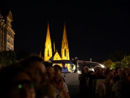 Croisière de LUX à Strasbourg avec Batorama