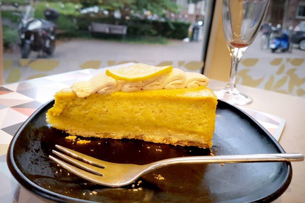 Cheese cake à l'Eden Sans Gluten