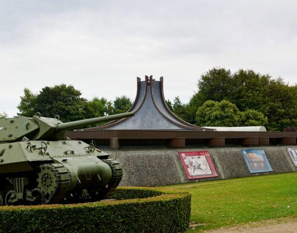 Visite du Musée Mémorial et du cimetière anglais de Bayeux