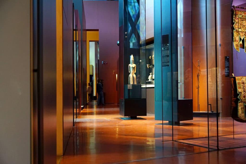 Espace Afrique du Musée du Quai Branly