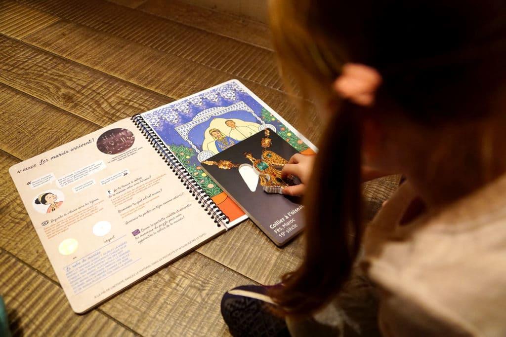 Activité enfants Musée du Quai Branly