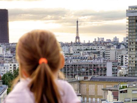 2 jours à Paris avec ma petite fille