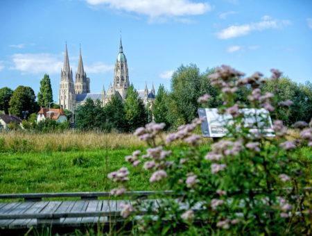 Bayeux entre nature, histoire et tradition