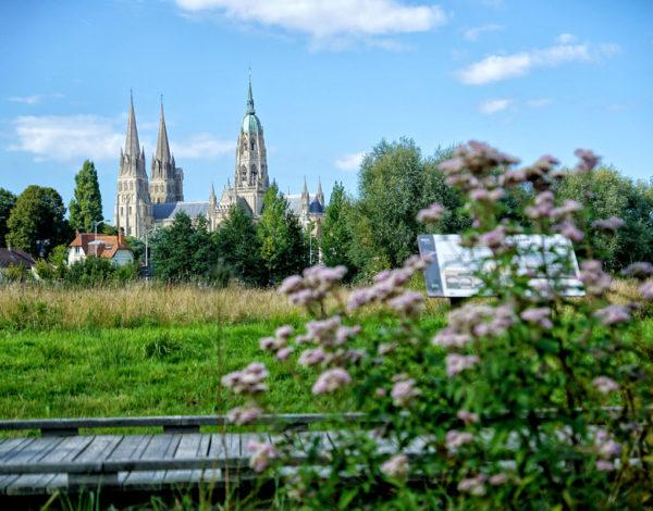 Bayeux : 2 promenades nature à découvrir