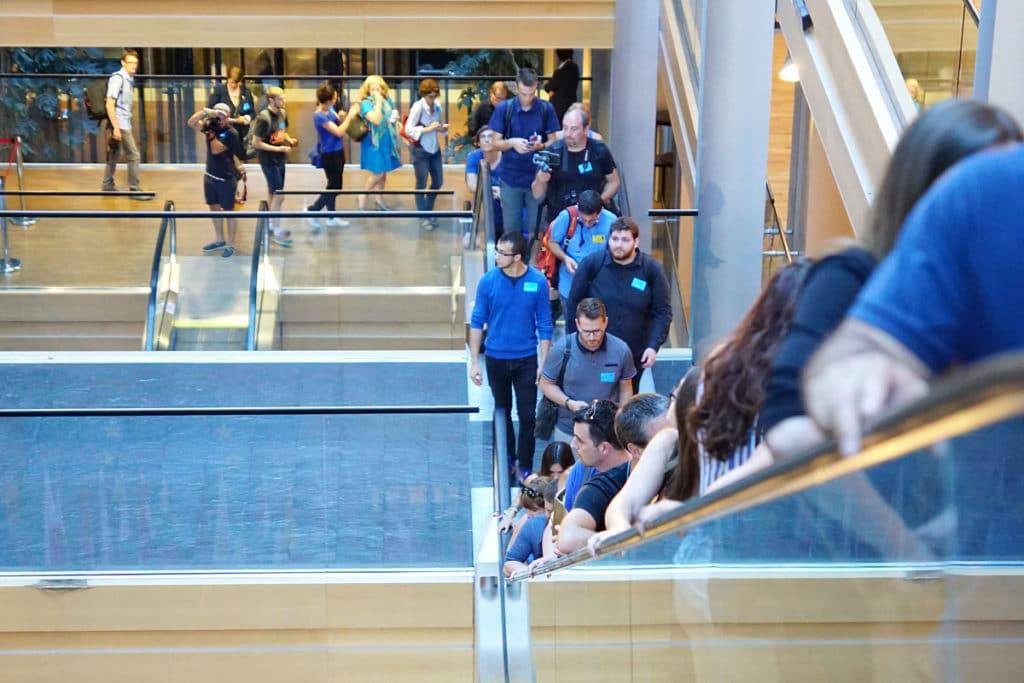 Twapero au Parlement Européen de Strasbourg