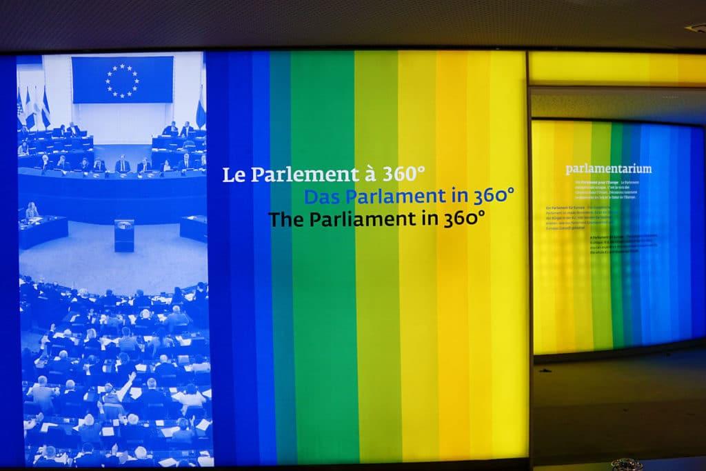 Parlementarium de Strasbourg