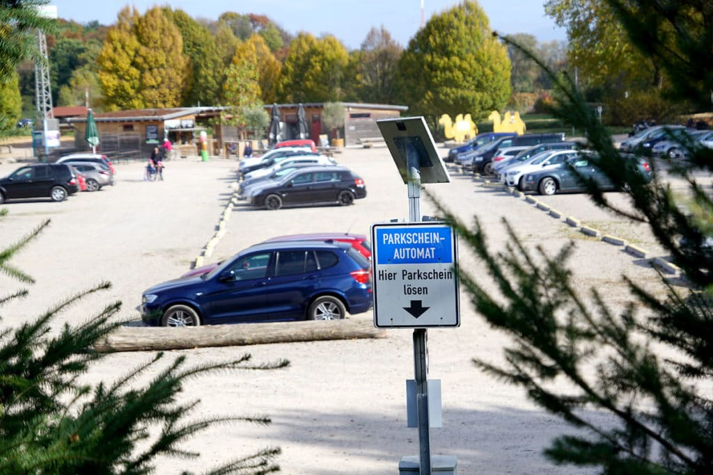 Parking du Mundenhof