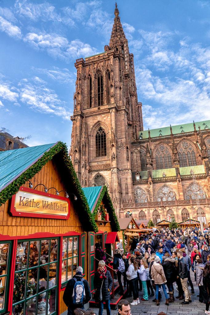 Marché de Noel de Strasbourg