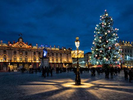 Nancy fête la Saint-Nicolas