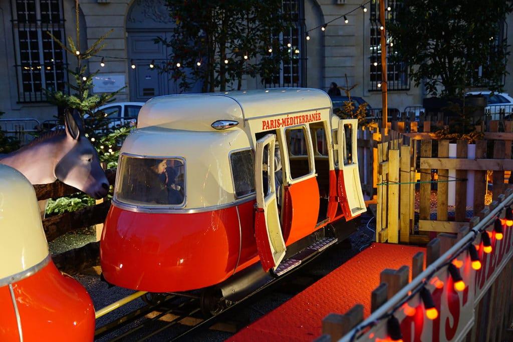 Le petit train Paris-Méditerranée