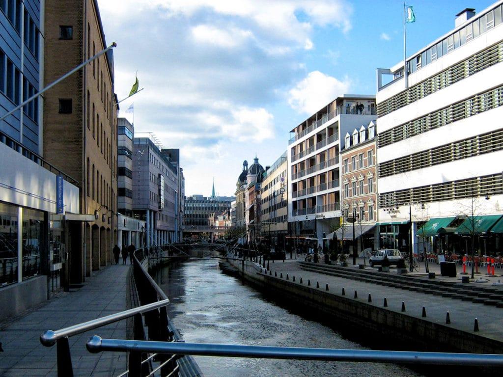 Centre d'Aarhus