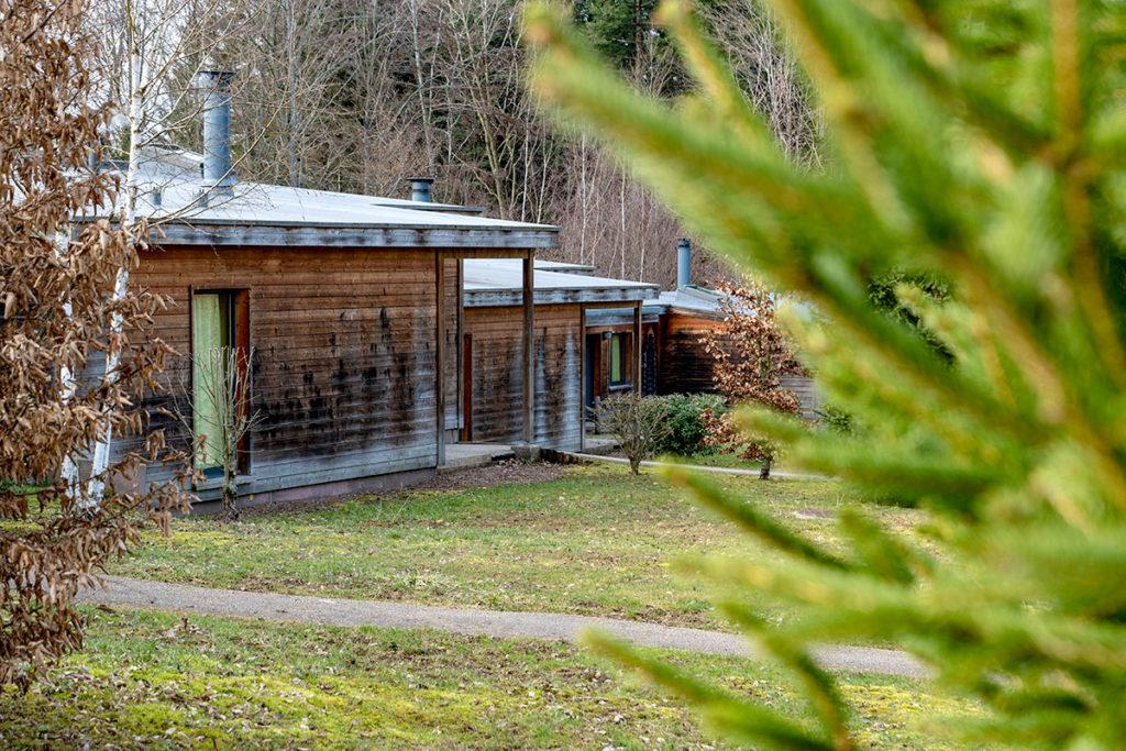 Cottages au Center Parcs des Trois-Forêts