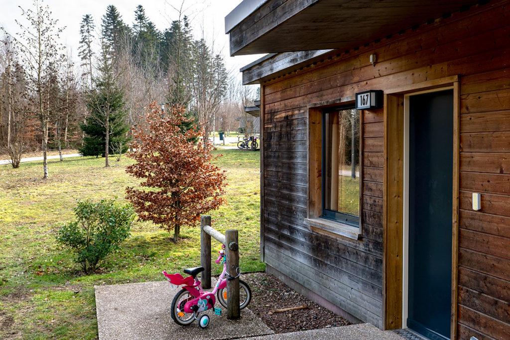 Cottage VIP Center Parcs Trois Forêts