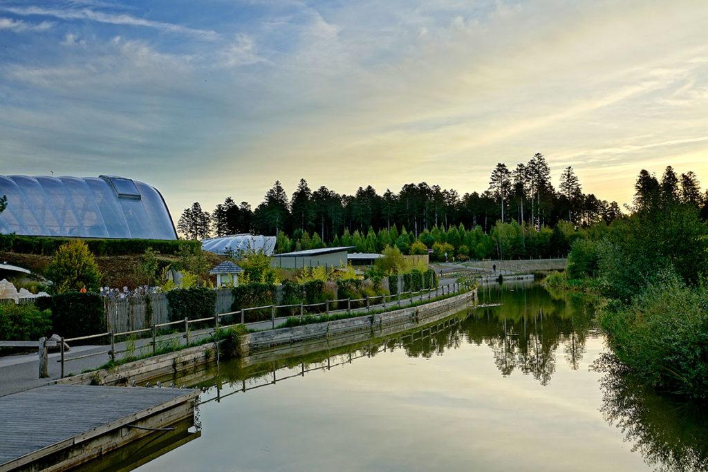 Aqua Mundo du Center Parcs des Trois Forêts