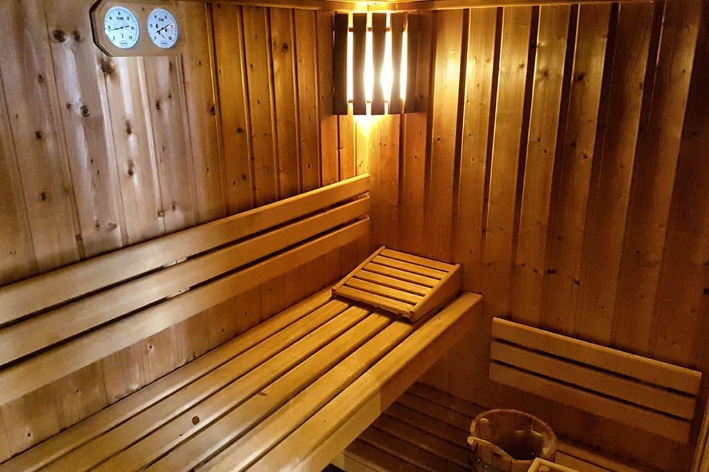 Sauna Center Parcs Trois Forets