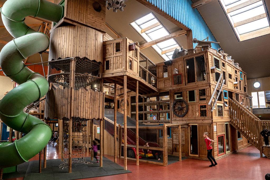 Jeux intérieurs Center Parcs Trois Forêts